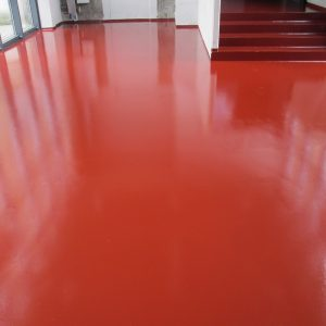Покрытия полимерной краской