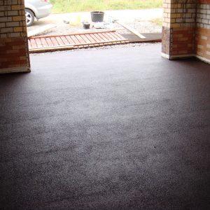 Резиновый пол для гаража