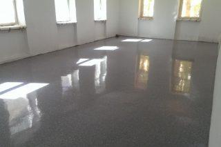 Пропитка и укрепление бетона